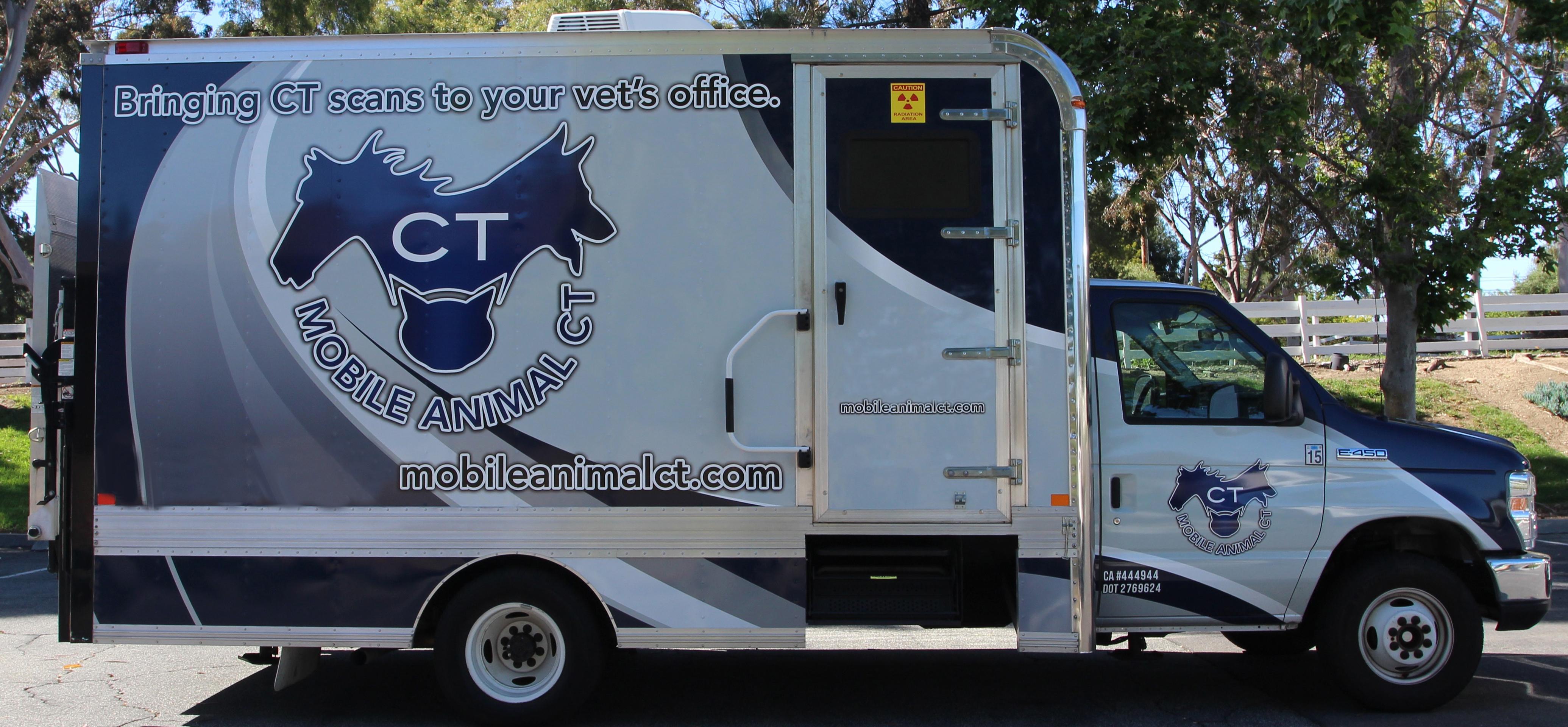 Home | Mobile Animal Computed Tomography (CT)